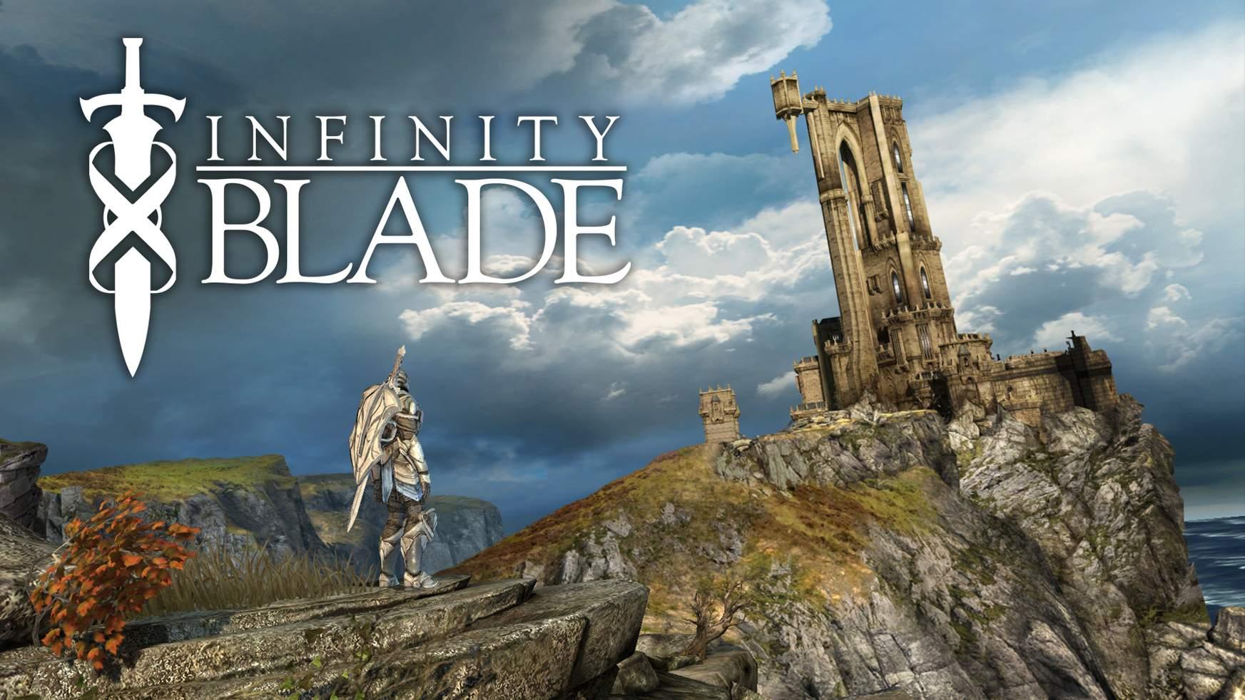 Novità| Infinity Blade : il miglior gioco per iPhone