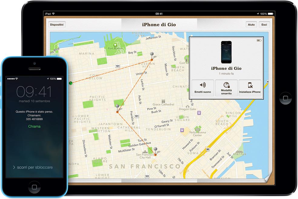 Come Ritrovare il vostro iPhone in caso di smarrimento o furto? Guida Completa!
