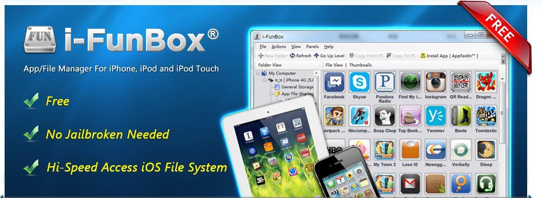 GUIDA i-FunBox cos'è e come funziona!!