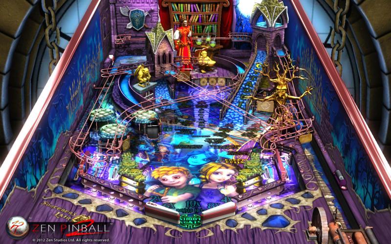 Giochi | Zen Pinball II il flipper per MAC!