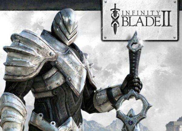 Infinity Blade raggiunge il terzo capitolo