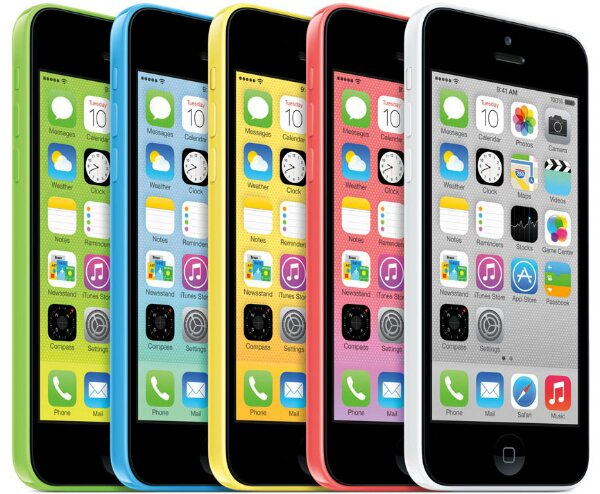 iPhone 5C è lo Smartphone Low cost di Apple??