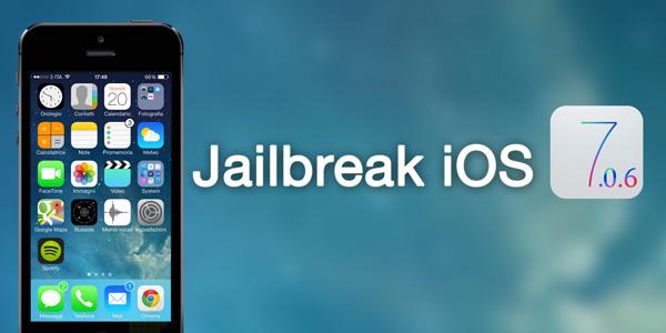 Come eseguire il Jailbreak per la versione 7.0.6