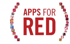 App per (RED) – Iniziativa Apple contro l'AIDS