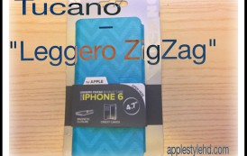 "[RECENSIONE] Custodia Tucano ""Leggero ZigZag"" per iPhone 6 ."