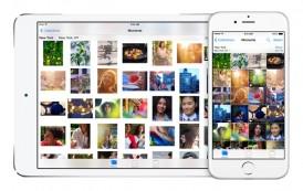 Apple introduce l'upload di immagini sulla beta di icloud.com