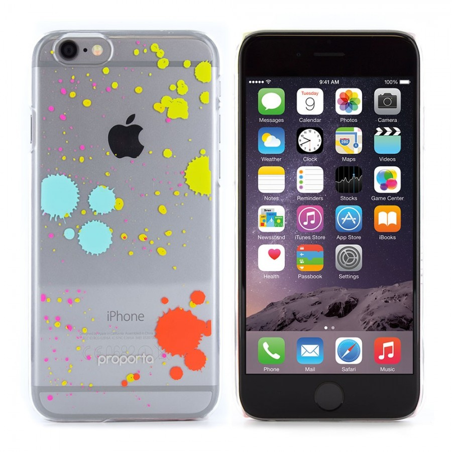 [RECENSIONE] Proporta Splatter Cover per iPhone 6