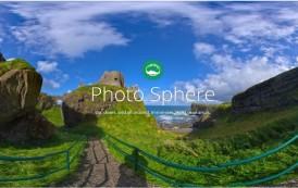 """Photo Sphere Camera si aggiorna: nuova scheda """"Esplora"""""""