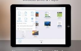 Pocket Drive: il vostro iDevice si trasforma in un hard disk esterno