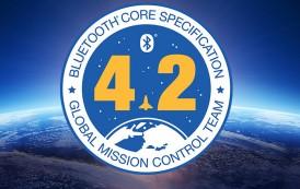 ECCO IL BLUETOOTH 4.2 .. Connetterà oggetti ad altissima velocità