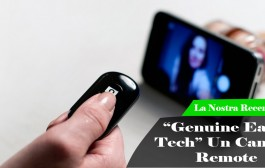 "[RECENSIONE] Telecomando ""Genuine Eagle Tech"" Un Camera Remote per scattare foto a distanza con il nostro smartphone"