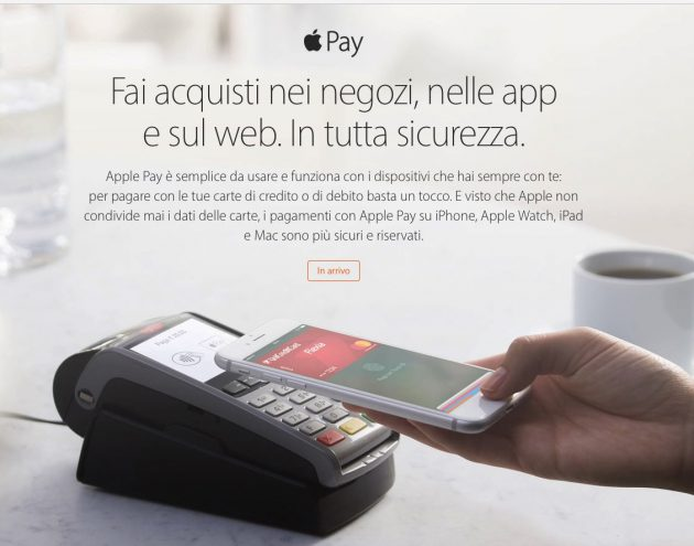 Apple Pay sta arrivando in Italia, le prime banche sono Carrefour Banca, Boon. e UniCredit!