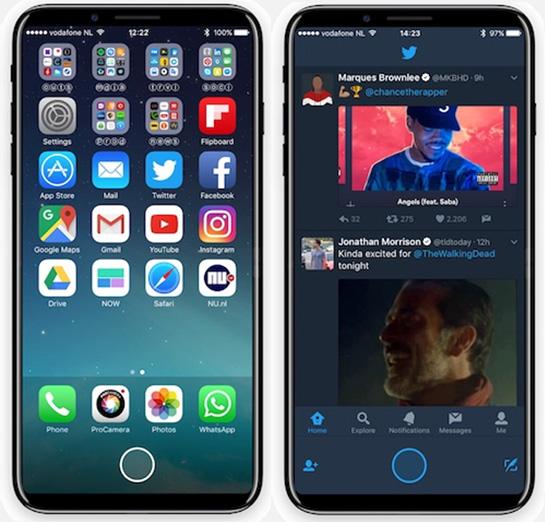 [RUMOR]iPhone 8, pre-ordini a settembre e lancio qualche settimana più tardi