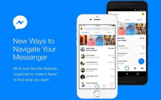 Facebook annuncia alcune novità per Messenger