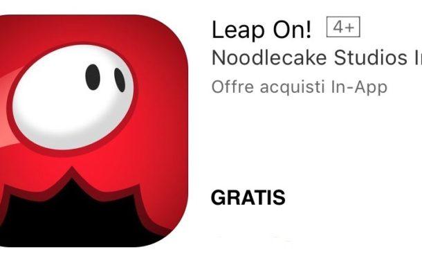 Leap On! Un gioco tanto semplice quanto divertente