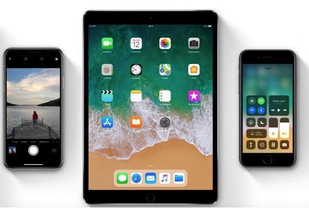 Disponibile  iOS 11 , ecco come scaricarlo