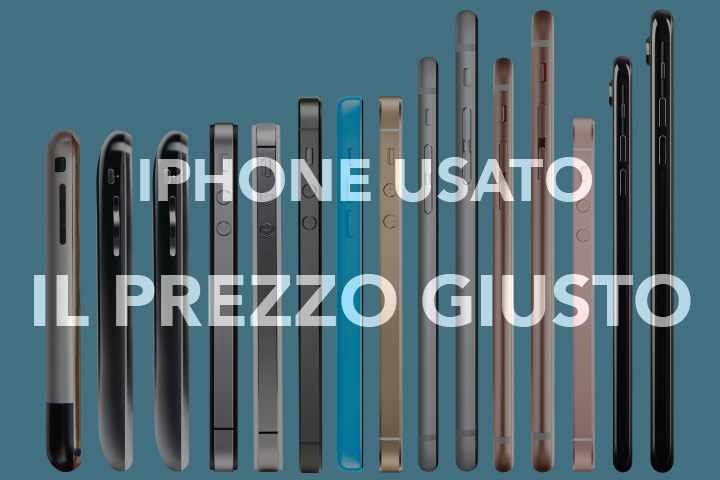 Vuoi vendere il tuo vecchio iPhone? Ecco il prezzo giusto